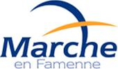 Logo E-guichet (démarches en ligne) de la commune de Marche en Famenne